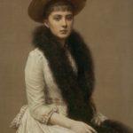 Henri Fantin-Latour (French, 1836 - 1904 ), Portrait of Sonia, 1890, oil on canvas, Chester Dale Collection